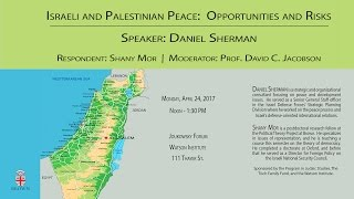 Israeli-Palestinian Peace: Opportunities and Risks thumbnail