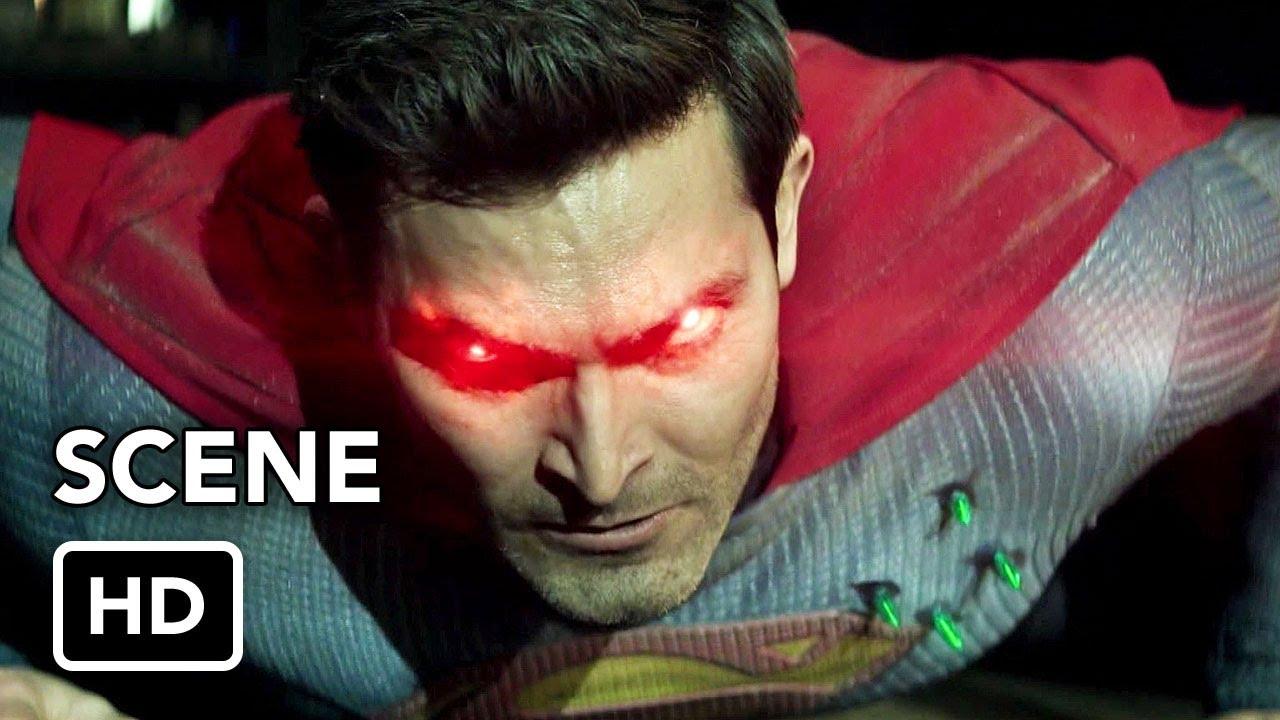 "Download Superman & Lois 1x06 ""Saving Tag"" Scene (HD)  Tyler Hoechlin superhero series"