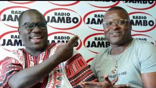 Bibi yangu aliniacha baadaya kunisikia kwa radio jambo  nikisema nina watoto sita  na wake tofauti