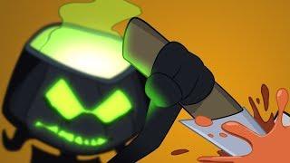 Тыквенная Дева: Анимированный хоррор | Pumpkin Girl: An Animated Horror Story | itsAlexClark