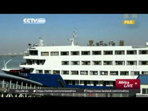 Cruise ship capsized on Yangtze River