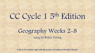 CC Cycle 1 5th Edition- Geography 2, 3, 4, 5, 6, 7, 8