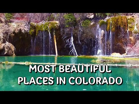 The Most Beautiful Places in Colorado
