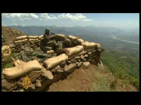 Pakistan troops battle for Swat - 23 May 09