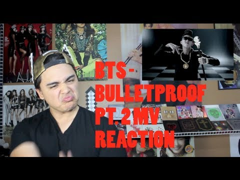 BTS - We Are Bulletproof PT 2 MV Reaction