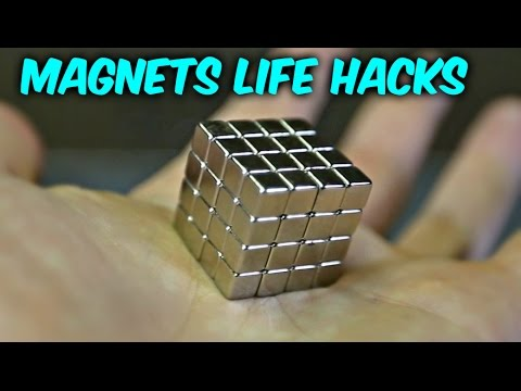Thumbnail: 5 Neodymium Magnets Life Hacks