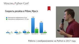 Александр Карпинский - Работа с изображениями на Python в 2017 году