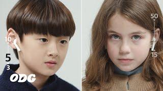 한국아이와 미국아이의 업앤다운 한판승부 | ODG
