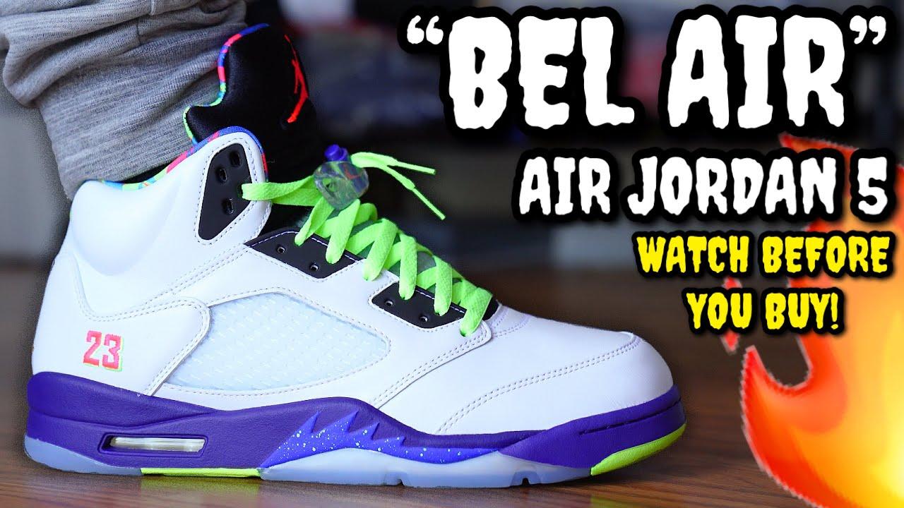 bel air 5s