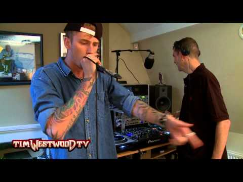 Machine Gun Kelly Freestyle On Tim Westwood!