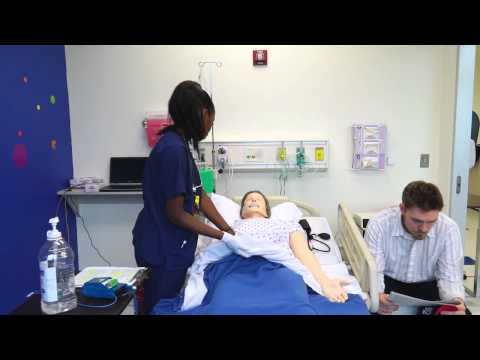 Nursing Simulation Scenario Library