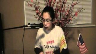 Anh La Ai Cua Nhac Si Viet Khang -- Vivian Huynh