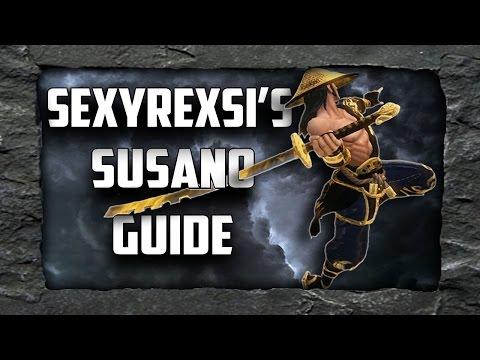 Smite - Susano Guide