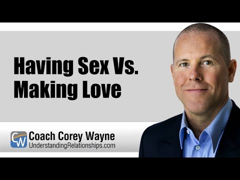 Difference between fucking and making love