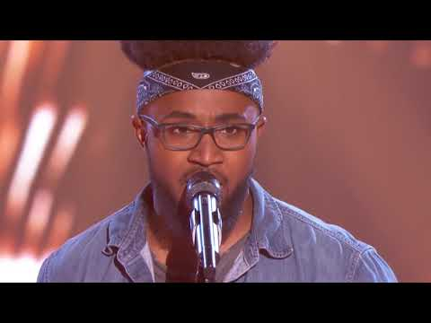 """JeRonelle McGhee Performs """"This Woman's Work""""on """"THE FOUR""""Season 2 Episode6"""