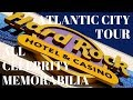 HARD ROCK HOTEL & CASINO/ROCK 'N ROLL MEMORABILIA - YouTube
