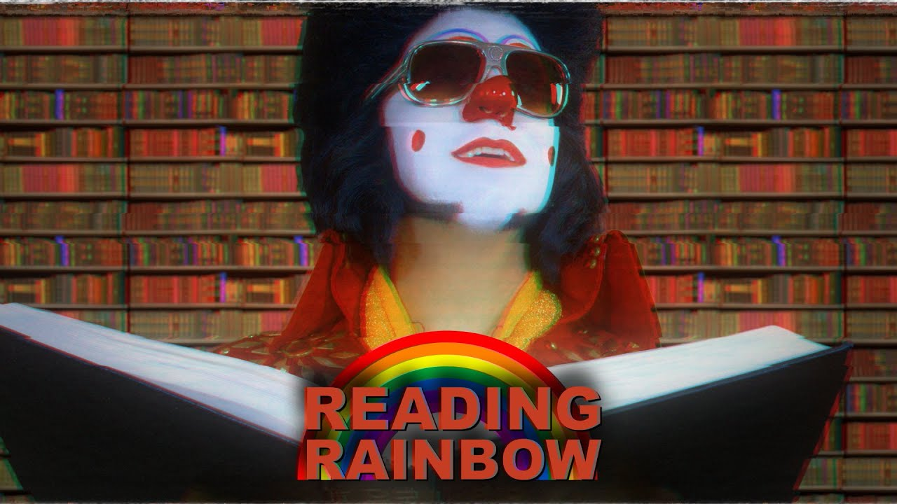 Reading Rainbow Theme Song (Clownvis) - YouTube