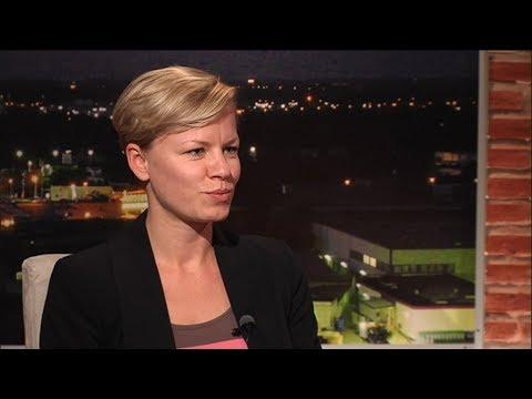 """Spruchreif: Christine Bleks, Gründerin """"Urban Rhizome"""", spricht über """"Tausche Bildung für Wohnen"""""""