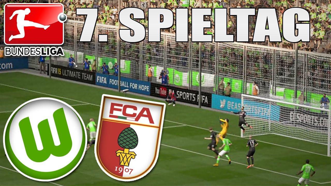 Wolfsburg Augsburg