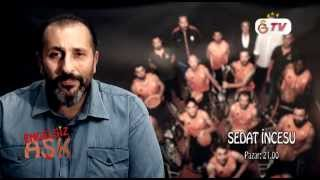 GSTV | Engelsiz Aşk - Sedat İncesu / Tanıtım