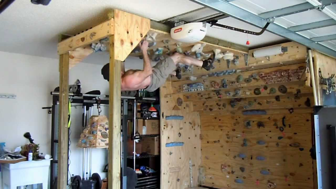 Climbing at home youtube