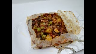 Kağıt Kebabı | Tavuklu Kağıt Kebabı Nasıl Yapılır