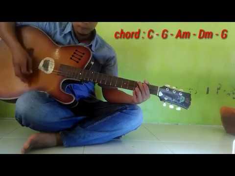 guitar chord - vagetoz kehadiranmu