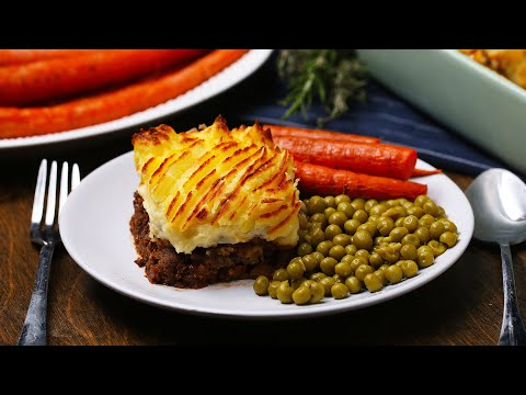 Golden Shepherd's Pie