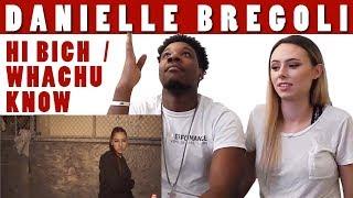 "Danielle Bregoli is BHAD BHABIE ""Hi Bich / Whachu Know""   Couple Reaction"