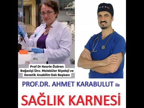 GÜNCEL KORONAVİRÜS AŞILARI - PROF DR NESRİN ÖZÖREN - PROF DR AHMET KARABULUT