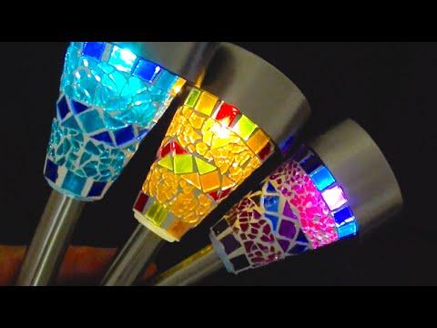 HOW TO SET UP SOLAR GARDEN LIGHTS