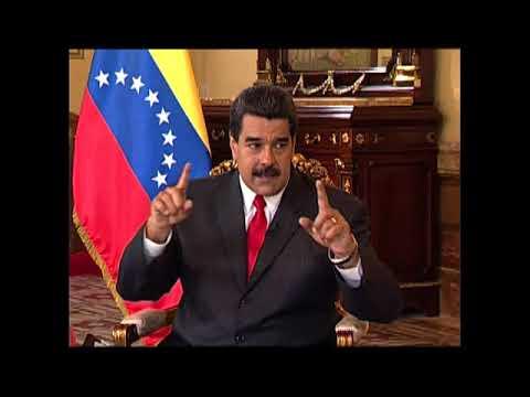 """""""José Vicente Hoy"""" entrevista a Nicolás Maduro y los Confidenciales"""