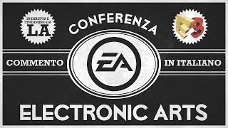 Conferenza Electronic Arts E3 2014