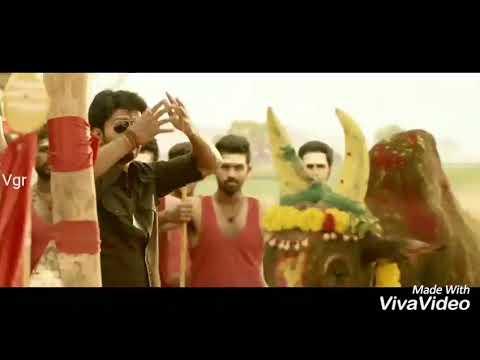 Meral Scene With Padayappa Bgm