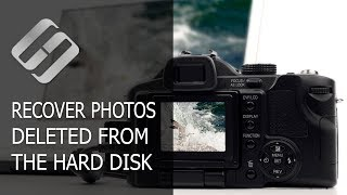 How to Recover Photos From a Computer or Laptop Hard Disk After Deleting or Formatting 📁🔥⚕️