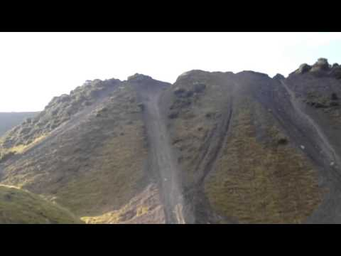 Can-Am Outlander Quad Takes on Very Step Climb ATV's
