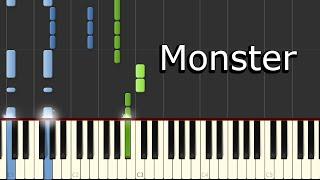 [Skillet - Monster] Piano Tutorial