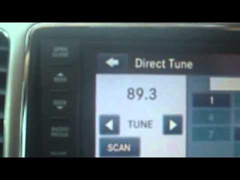 How to Set Radio Presets