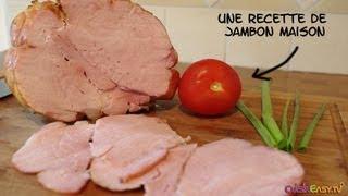 Recette | Comment faire son jambon blanc maison