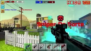 Pixel Gun3D   แมพใหม่ใส่กันยับ