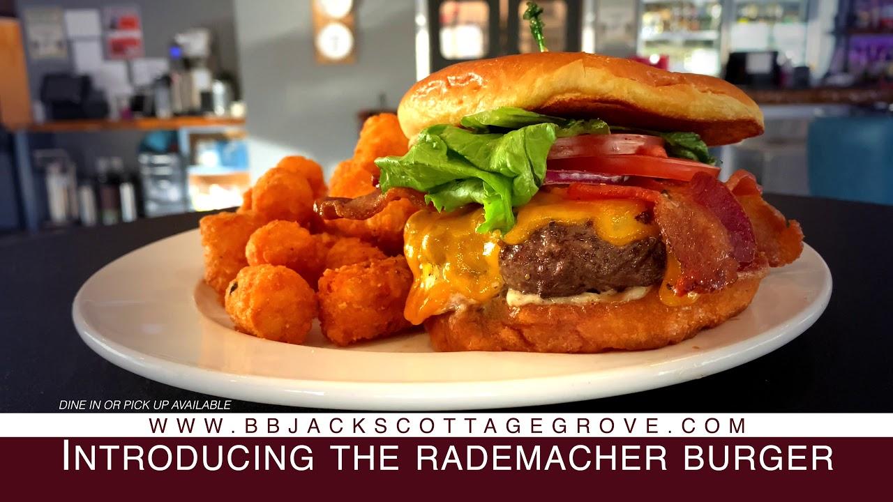 The Rademacher Burger