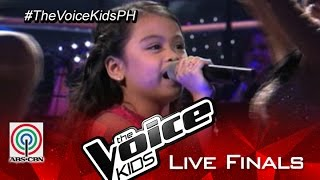 "The Voice Kids Philippines 2015 Live Finals Performance: ""Dancing Queen"" by Esang"