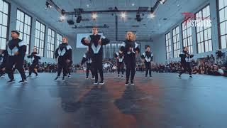 [1st Place] TR STUDIOS | BREAK EVEN - Berliner Streetdance Meisterschaft 2019