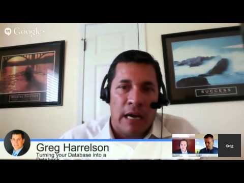 How to Get More Business From Your Database w/ Greg Harrelson
