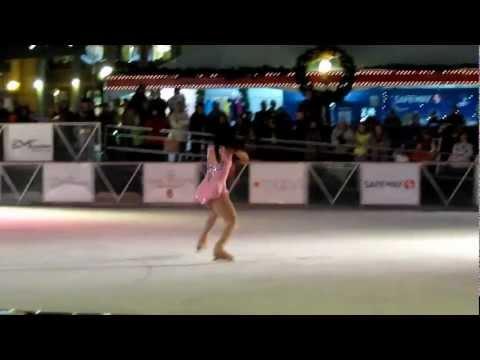 2013 Laney Diggs Skating to