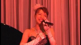 バラ色の人生 歌:秋園美緒 ピアノ:佐山雅弘.
