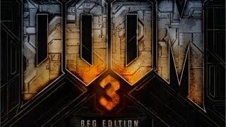 HD Doom 3 Gameplay #2 - RAGA Vaneggi tipo Amnesia...AZZ