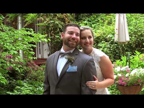 Katelyn and Kyle's Wedding at the Heirloom Inn May 5th, 2018