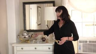 Accessorizing A Chest Of Drawers : Home Accessories & Decor