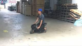 Xe mô tô mini Ducati chạy bằng xăng cực chất - Baby Plaza